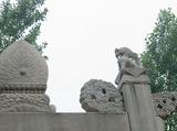 墓地石牌坊